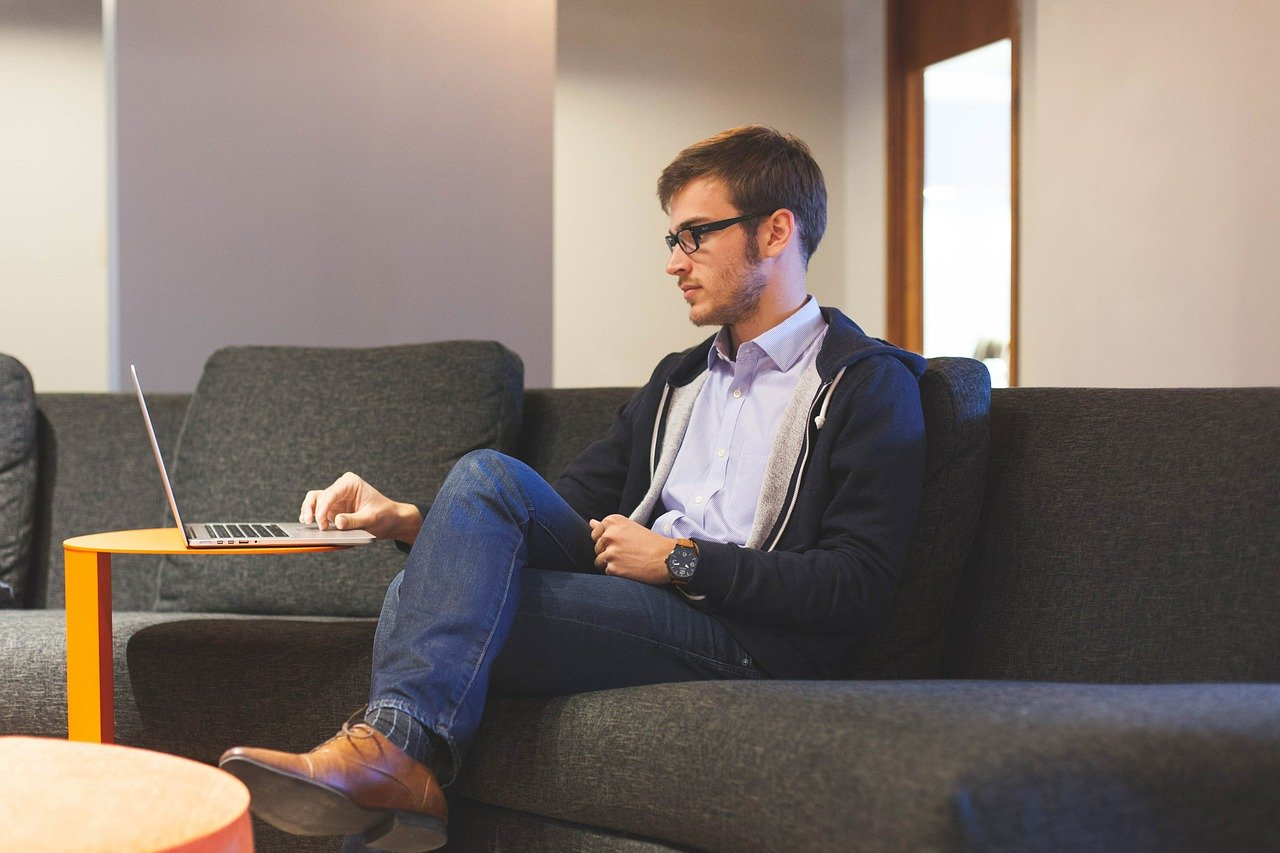 Le télé travail, un nouveau mode de travail sans stress.